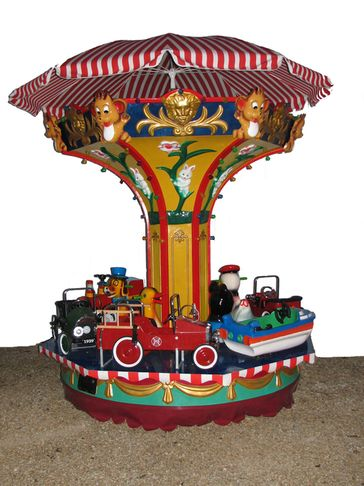 Petit Carrousel Center Commercial